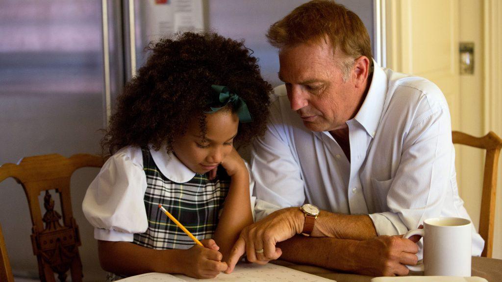Black or White |  film stasera in TV con Kevin Costner su RAI 1 |  trama |  cast e trailer