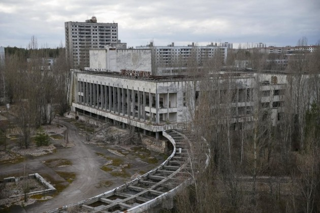 Chernobyl sky hbo