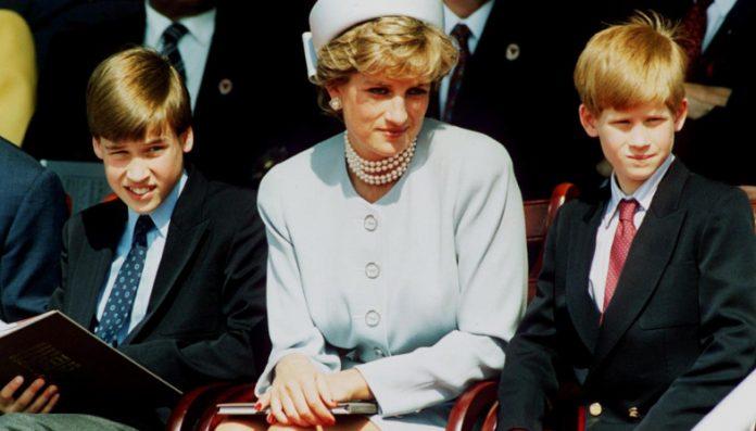 Diana, storia di una madre