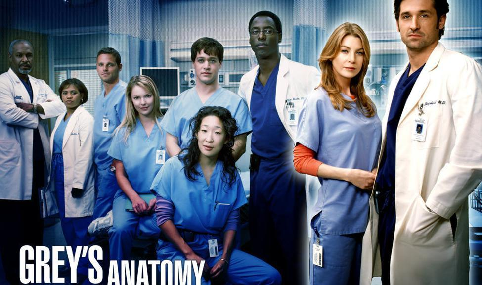 "Grey's Anatomy il medical drama di Shonda Rhimes ""parla"" italiano"