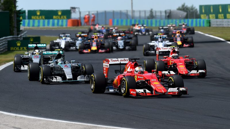 Gran Premio di Ungheria F1 :  diretta tv e orari di prove -  qualifiche e gara