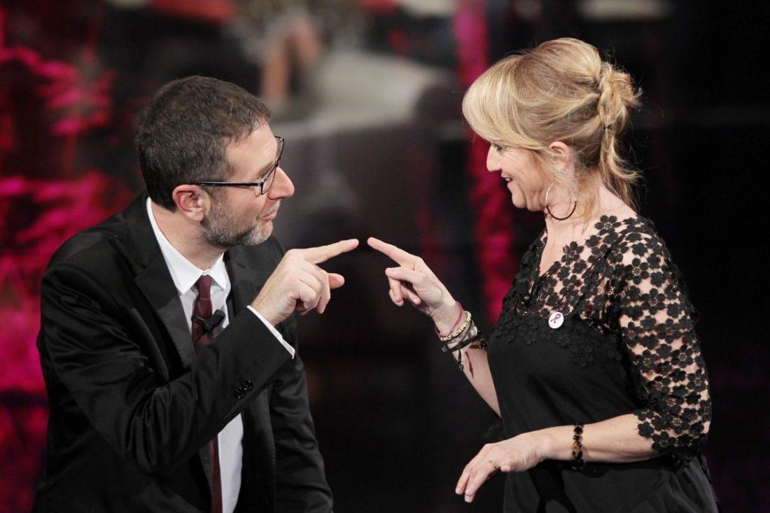 Fabio Fazio e Luciana Litizzetto, fine di una liaison? Ancora polemiche per  il maxi stipendio - Super Guida TV