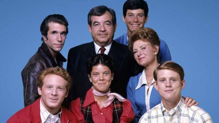 happy days sitcom