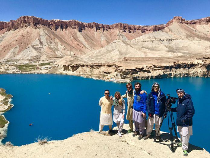 Afghanistan overland filippo tenti