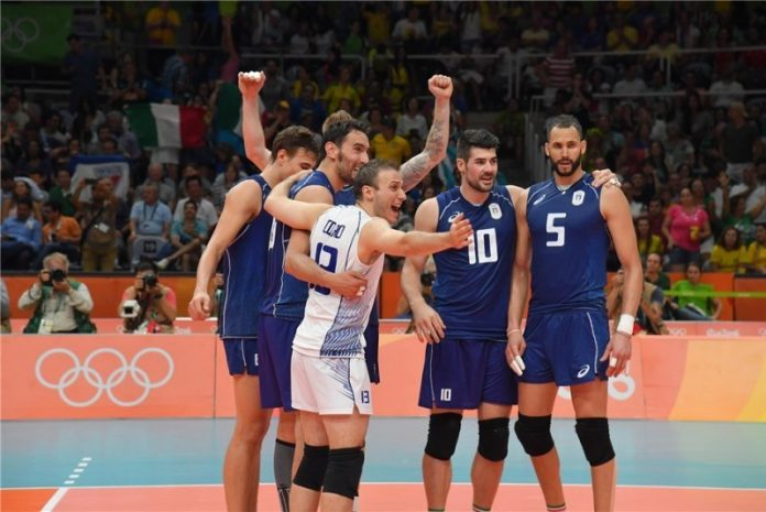 Europei Volley Maschili 2017