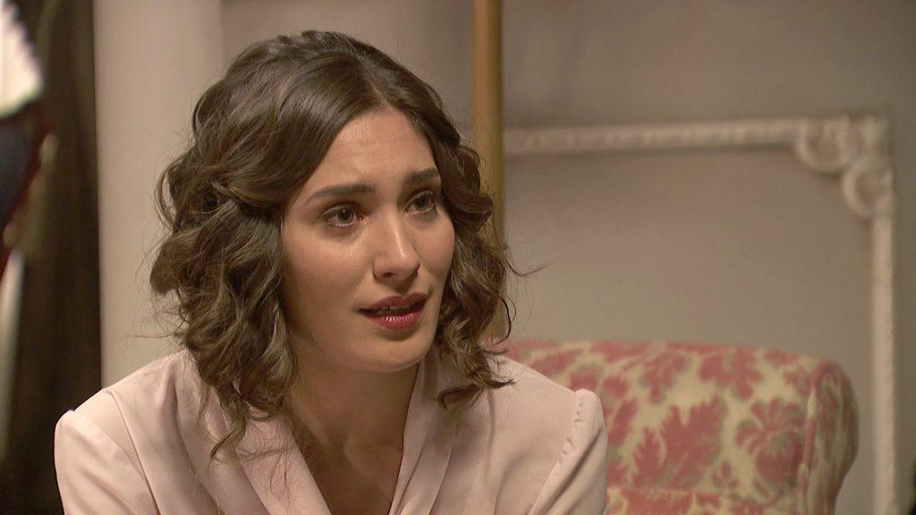 ll Segreto news: Yara Puebla (Camila) racconta la sua disavv