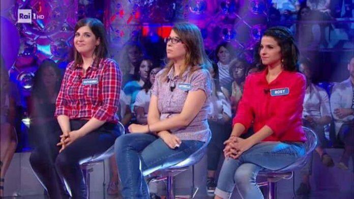 le ragazze serie reazione a catena 2017