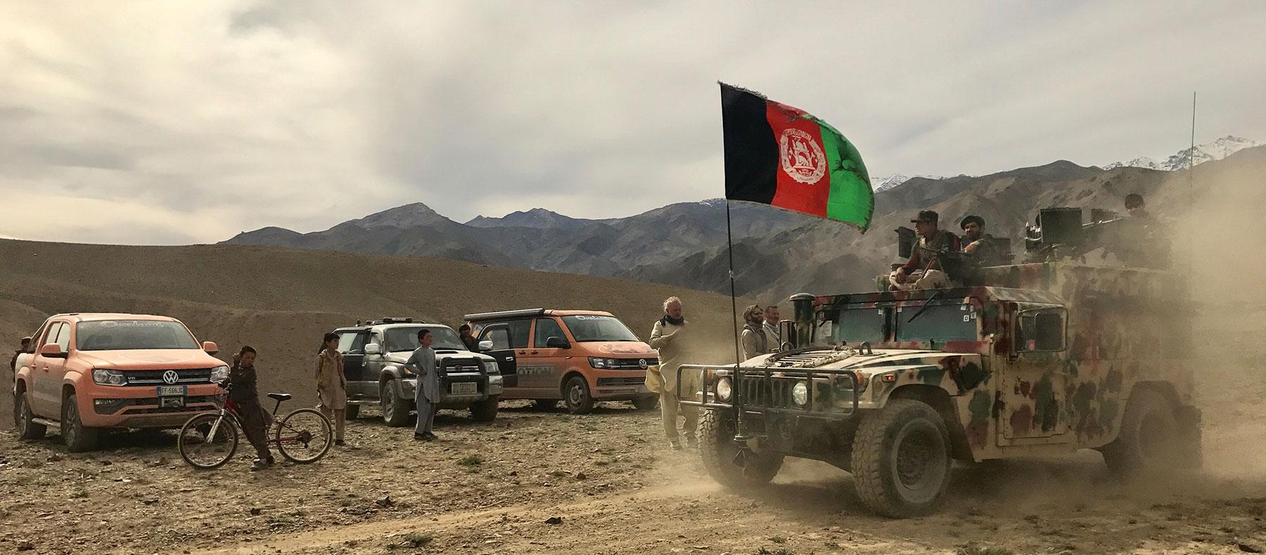 overland 18 Afghanistan