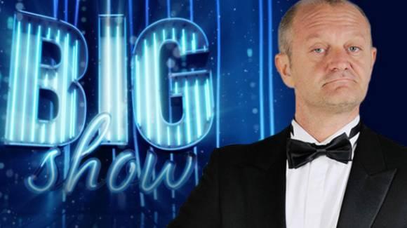 Big Show – Lo spettacolo teatrale di Andrea Pucci in tv da mercoledì 27 settembre