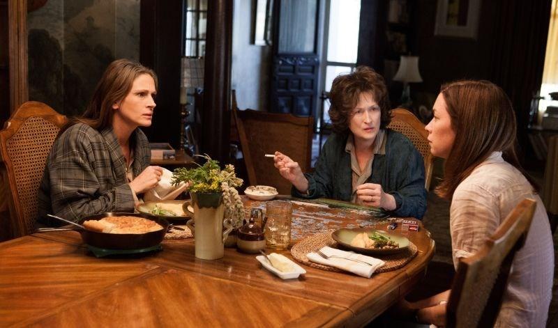 Film da vedere in TV il 24 settembre 2017: I Segreti di Osage County, Il Miglio Verde e X Men: Wolverine