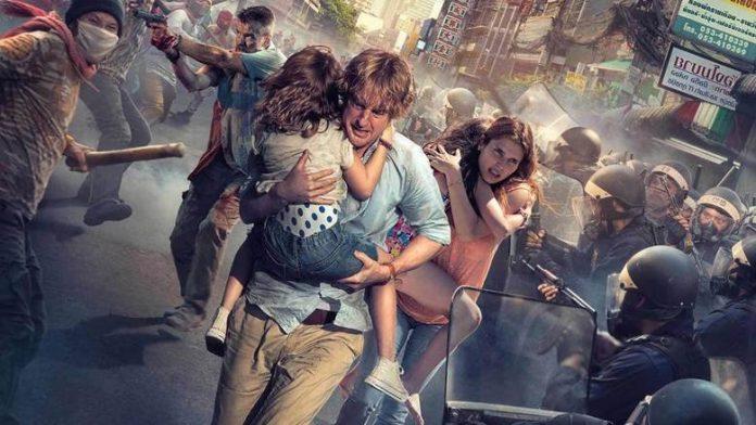 No Escape film da vedere oggi in tv