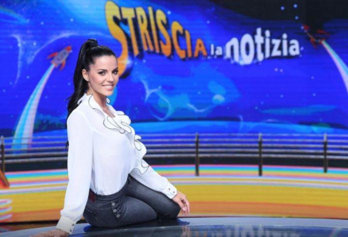 Shaila Gatta Mikaela Neaze Silva Striscia La Notizia