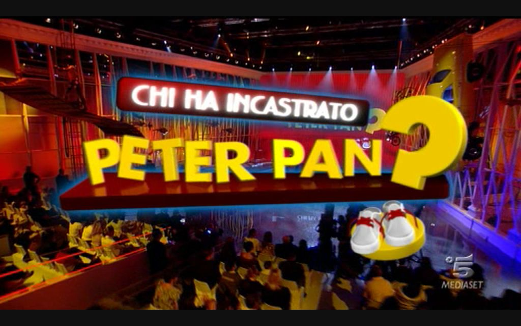 Replica Chi ha incastrato Peter Pan 2017 seconda puntata: Streaming Video Mediaset