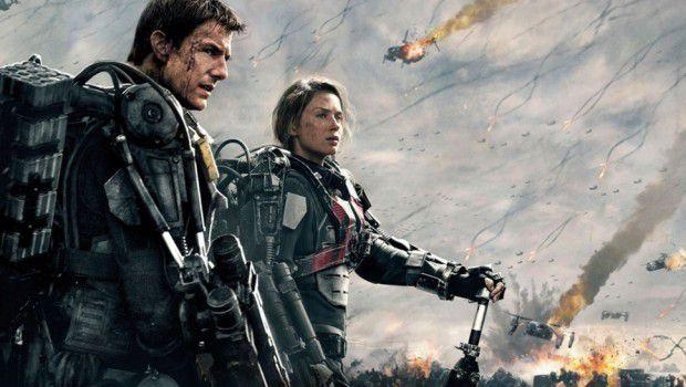 Il film da vedere domenica 23 settembre: Edge of tomorrow –