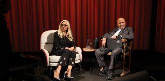 Mara Venier Maurizio Costanzo L'intervista