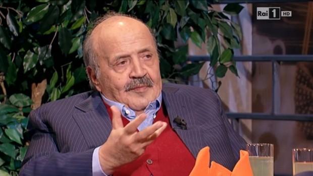 S'è fatta notte, Maurizio Costanzo ospita Marcella Bella
