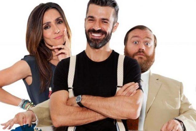 Al posto tuo, stasera su Rai 1 si ride con Luca Argentero, Stefano Fresi, Ambra Angiolini