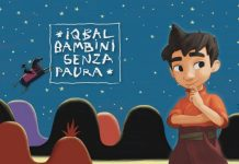 """su Rai 3: """"Iqbal-Bambini senza paura"""" - La storia del bambino operaio in un film d'animazione"""