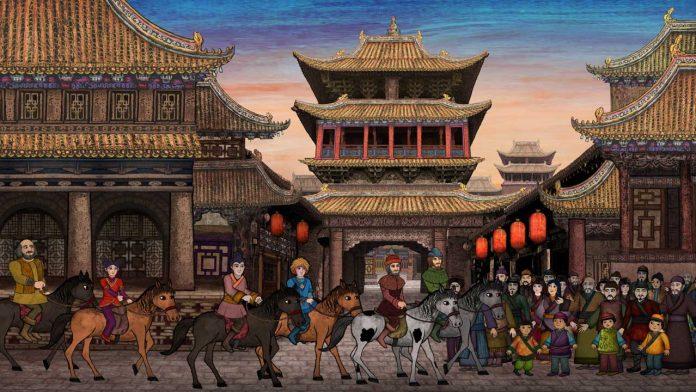 Marco Polo rai yoyo viaggio sulle vie della seta