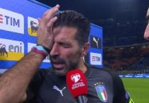 nazionale italiana fuori dal mondiale