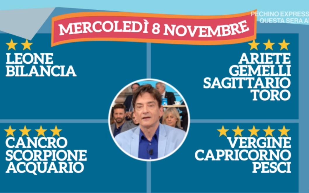 Oroscopo Paolo Fox domani 9 novembre 2017: consigli oroscopo giovedì