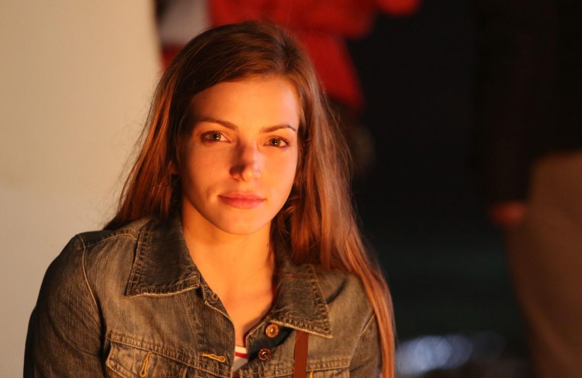 L'attrice Aurora Ruffino