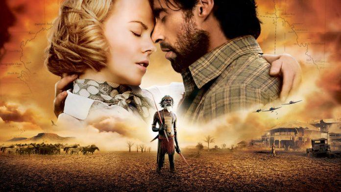 Locandina del film Australia