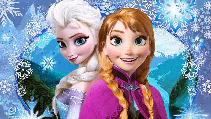 Film disney, Frozen Il regno di ghiaccio