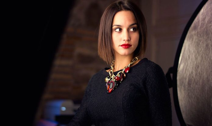 Megan Montaner, protagonista della serie'lontano da te'