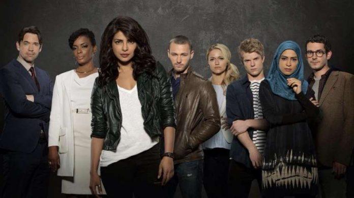Serie Tv, Quantico 2