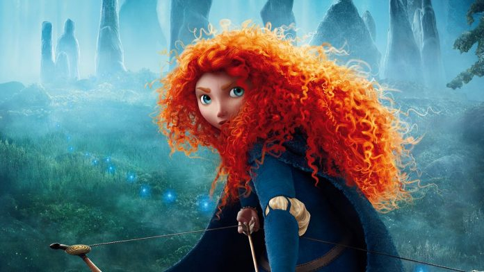 Film della disney, Ribelle The Brave