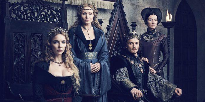 Serie Tv su Tim Vision The White Princess