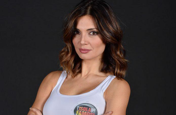 Alessia Mancini all'isola dei famosi