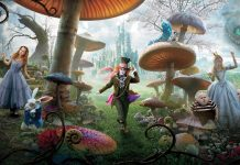 Film Alice in Wonderland