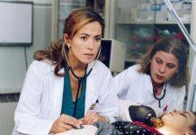 Barbara D'Urso, interpretazione della dottoressa giò