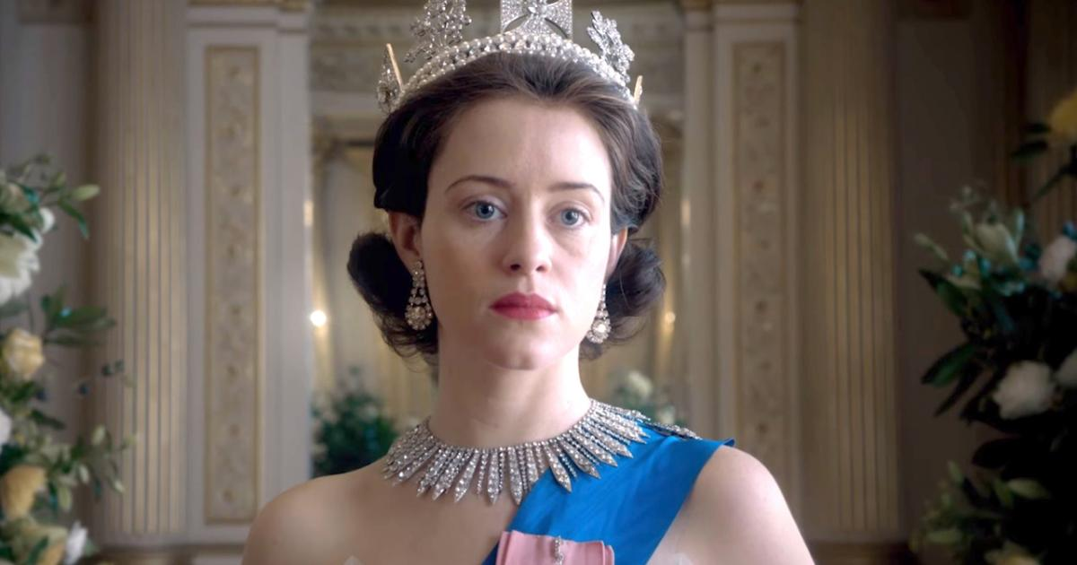 Claire Foy interpreta Elisabetta