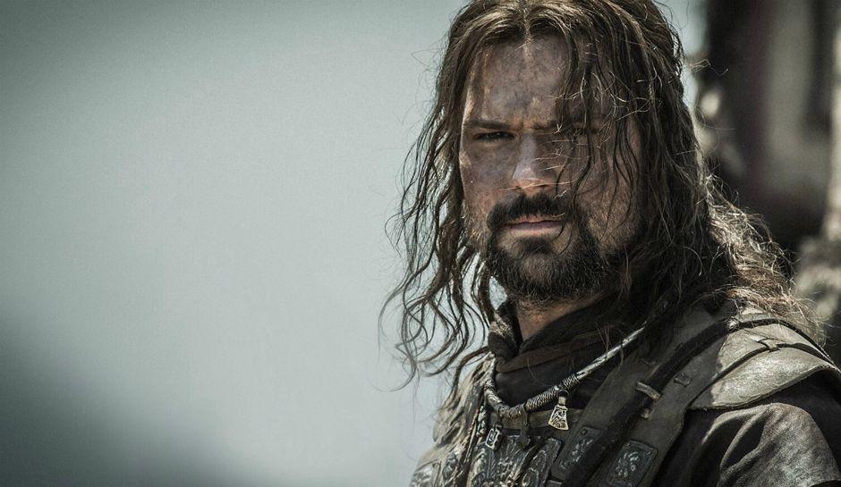 L'attore Danila Kozlovsky in Vikings 6