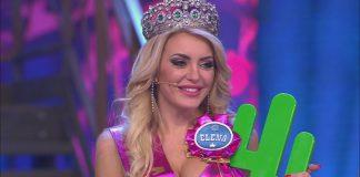 Elena Morali all'isola dei famosi