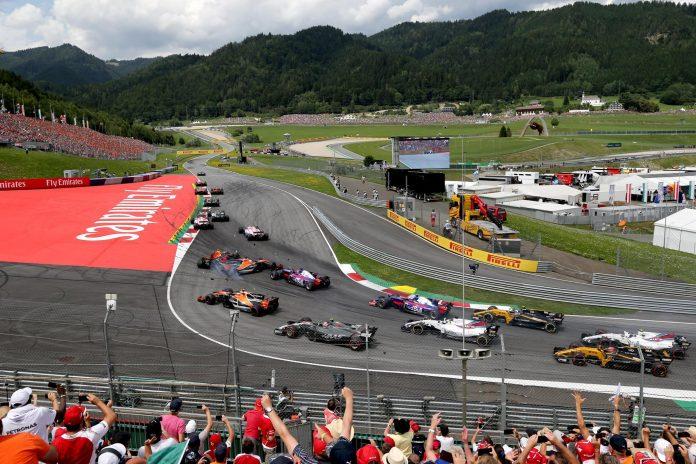 Formula 1 2018 arriva su Sky