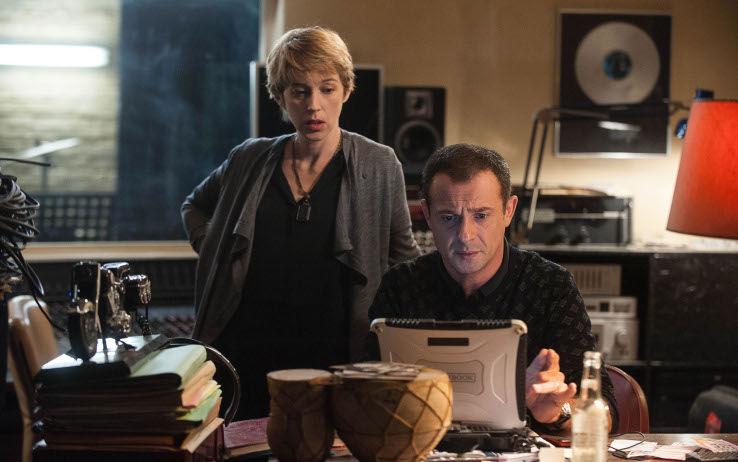 Le bureau quarta stagione le bureau sotto copertura marie jeanne