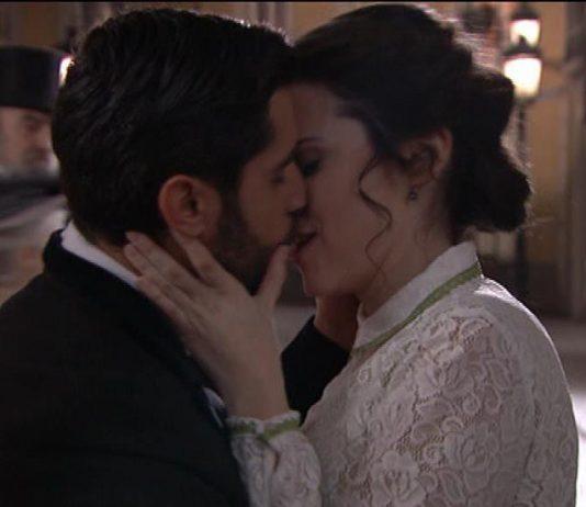 Una vita, Maria Luisa e Victor