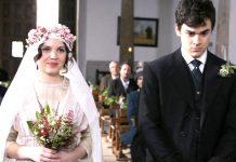Matrimonio di Matias e Marcela a Il Segreto
