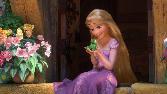 Disney, il film Rapunzel