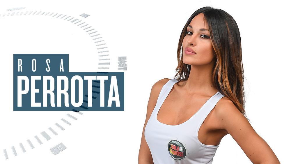 Isola dei Famosi 2018: chi è Rosa Perrotta?