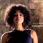 L'attrice Maya di Beautiful