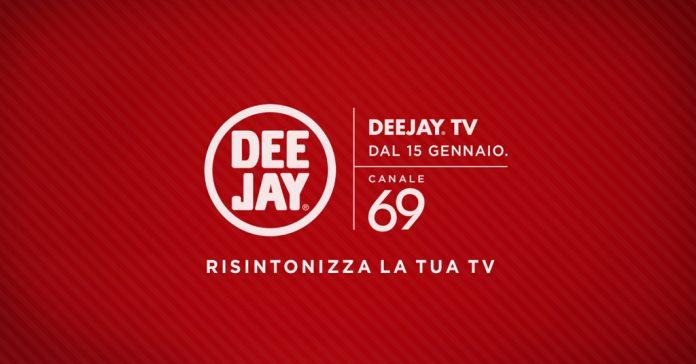 Torna Deejatv sul digitale terrestre