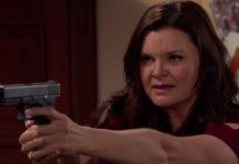Katie minaccia quinn