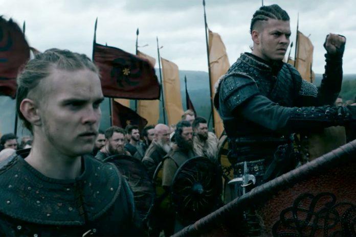 Nuova stagione di Vikings 6 - Ivar senz'ossa