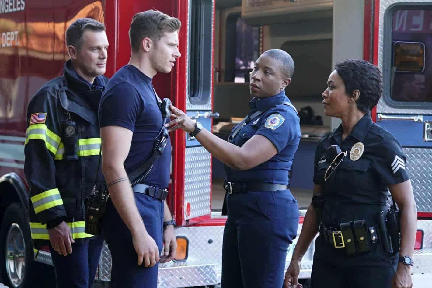 911 Serie Staffel 2