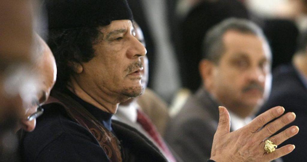 Gheddafi, la serie di Roberto Saviano prossimamente su Sky